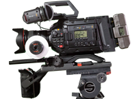 Blackmagic URSA Mini Pro 4.6K Cameras