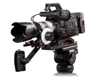 Blackmagic URSA Mini Pro 4.6K Cameras and Accessories