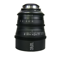 G.L. Optics 18-35mm F1.8 PL Mount Zoom Lens