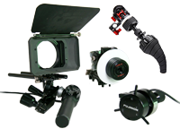 "High Definition 35mm and 2/3"" Lens Accessories"
