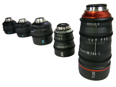 PL Mount Lenses | G.L. Optics | Sony | Red PL Mount
