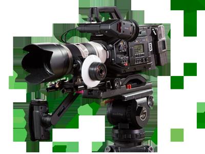 First Camera | Rent Blackmagic URSA Mini Pro 4K Camera San